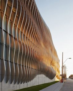Zahner Factory Expansion – An Investigation on Patterns on Metal / Crawford Architects