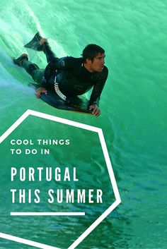 Nestled on the south-western edge of Europe, Portugal has more rugged landscapes, empty beaches, mountainside vineyards, ancient cities, and fairytale castles than you can shake a stick at. Click pin through to post for cool things to do this summer.