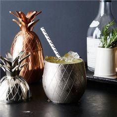 Metallic Pineapple Tumbler | Food52