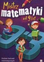 Mistrz matematyki od 9 lat