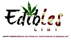 Happy 4th from everyone at Edibles List!