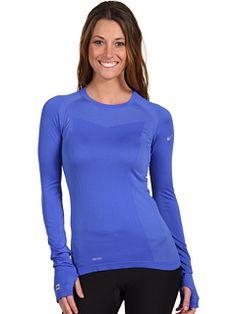 Nike Long-Sleeve Seamless Top