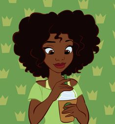 willow-s-linda:Tiana September 23 2019 at womens fashion style hats shoe. willow-s-linda:Tiana September 23 2019 at womens fashion style hats shoes minimal simple dress ootd summer comfortable for her ideas tips street Black Cartoon Characters, Black Girl Cartoon, Cartoon Art, Face Characters, Disney Characters, Fictional Characters, Black Love Art, Black Girl Art, Art Girl