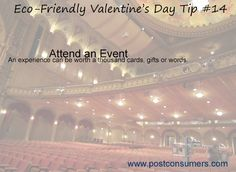 Attend an Event for Valentine's Day