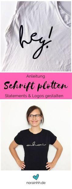 Du willst dein eigenes Logo plotten? Oder einen coolen Schriftzug auf dein T-Shirt? Kein Problem, ich zeige dir, wie das geht! Mit jeder Schrift, die dir gefällt! Die Anleitung ist für den Silhouette Cameo, aber bestimmt hilft sie dir auch bei anderen Mod