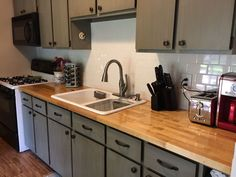Hometalk :: Kitchen Update for 500