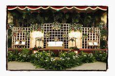 48 New Ideas For Fiesta Bridal Shower Quotes Garden Lighting Decoration, Garden Wedding Decorations, Bridal Shower Decorations, Diy Garden Decor, Green Decoration, Garden Ideas, Wedding Reception Backdrop, Wedding Stage, Wedding Venues