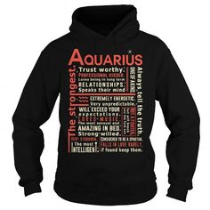 THE STRONGEST AQUARIUS LIMITED TIME ONLY. ORDER NOW if you like, Item Not Sold Anywhere Else. Amazing for you or gift for your family members and your friends. Thank you! #zodiac