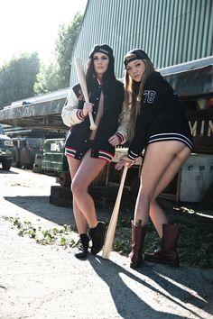 girlsrockingstreetwear:  Mishka Fall 2011 x Andy San Dimas x Jessie Andrews