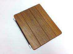 iPad 2 Smart Cover  Narra wood by DFauberWoodsmith on Etsy, $88.00