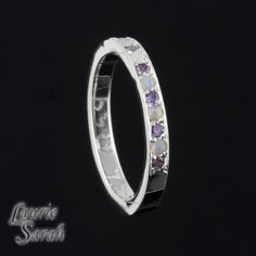 Hey, I found this really awesome Etsy listing at http://www.etsy.com/listing/151224467/genuine-amethyst-and-opal-sterling