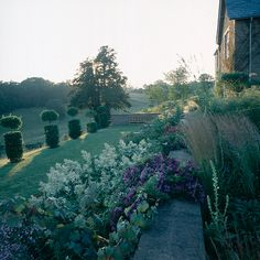 Brockhampton garden  Tom Stuart-Smith