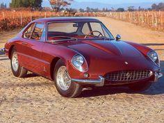 Ferrari 400 Superamerica Coupe Aerodinamico (covered headlights) (Tipo 538) '1962–64