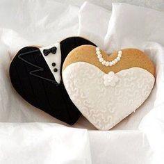 Thank you presents #wedding #cookies