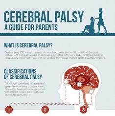 Top 5 Cerebral Palsy Infographics