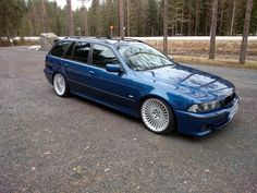BMW 5-Series Touring (E39)