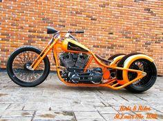 Amazing 3 Wheelers - #searchlocated - Custom Trike