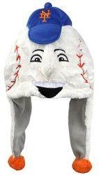 New York Mets Mascot Themed Dangle Hat