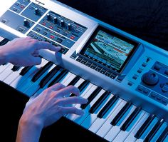 Roland Fantom X8 Keyboard - this one does it all!