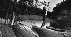 """""""Simas"""" (1974) by Antanas Sutkus. Venha conhecer a obra deste magnifico fotógrafo no Espaço Cultural Correios e receba um catálogo da exposição."""