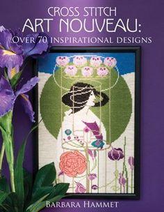 want!  Cross Stitch Art Nouveau