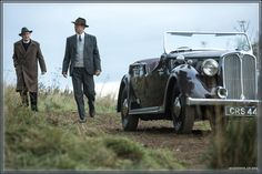 1a-108 ~ BOTH SIDES NOW ~ Rev. Wakefield and Frank go to Craigh Na Dun to look for clues