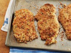 Juicy Breaded Chicken