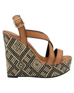 Dolcis Patrice wedge sandals