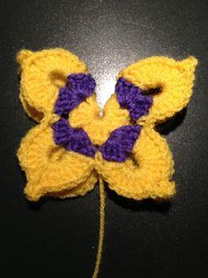 Butterfly... free pattern!