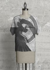 Sleeveless Top - graphic sumi-e peacock 2 by VIDA VIDA Cheap Discount Low Price Fee Shipping From China Cheap Online With Paypal Cheap Online Outlet Low Cost kfjwtPSwQ