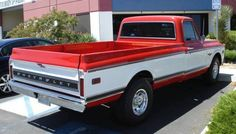 1969 Chevrolet C-20 Pickup Truck Longhorn Edition