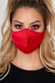 Protejeaza-te pe tine si pe cei din jurul tau folosind aceasta masca de protectie confectionata cu atentie si drag in atelierele StarShinerS. Materialul este dublat cu insertie tesuta termocolant si are fanta in spate pentru introducere filtru. Gaicile sunt elastice. Masca nu este sanitara si se poate refolosi. Halloween Face Makeup, Satin, Beauty, Atelier, Elastic Satin, Beauty Illustration, Silk Satin