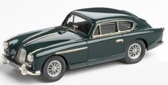 Brooklin Models Lansdowne 1/43 scale model of the Aston-Martin DB2/4 MkIII diecast in white metal with photo-etched details.