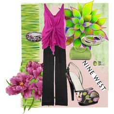spring time!, created by sharifrench on Polyvore