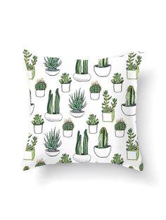 Cacti Pillow