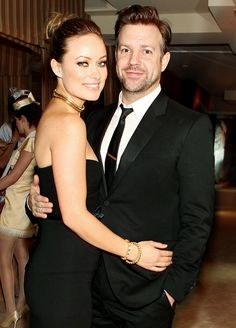 Jason Sudeikis and Olivia Wilde - real life loves to star in a movie together! Love them as a couple  :-)