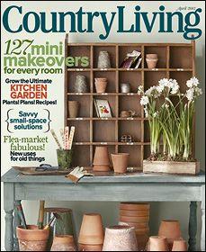 Country Living magazine http://pinterest.com/countryliving/