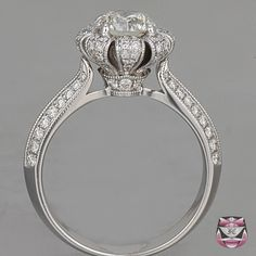 Vintage engagement ring. GORGEOUS!!!!!!!!!!!!!