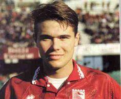Gianfranco Circati nella stagione 1994/95 (foto archivio G. Fasano)