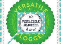 Versatile blogger award Mafia, Awards, Blog, Revenge, Novels, Libros, Door Prizes, Red
