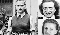 A chilling new book has unearthed the complicity of German women who could go from being warm-hearted mothers one minute to cold-blooded killers the next.