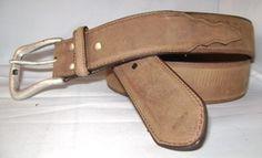 Basic Western Belt