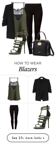 """Untitled #146"" by universalkamz on Polyvore featuring Dorothy Perkins and River Island"