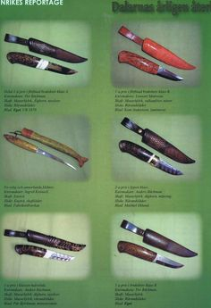 Knivmakaren 2003 nr 2 by Södra Lid - issuu