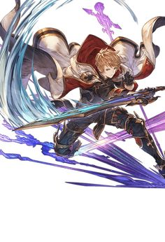 Granblue Fantasy The Eternals Characters Tv Tropes Granblue Fantasy The Mc Eternal Skins You. Anime Art Fantasy, Fantasy Rpg, Dark Fantasy Art, Armor Concept, Concept Art, Granblue Fantasy Characters, Character Art, Character Design, Boy Art