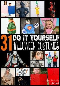 Diy lego movie costumes for the family lego movie halloween 31 diy halloween costumes solutioingenieria Image collections