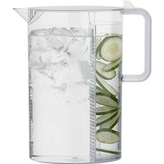 Water infusing decanter