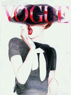 Classy Vogue... HOT!!!!