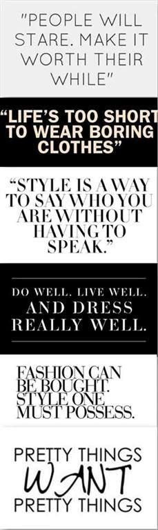 Its FashionNation's QOTD!!  Fashion Statement for you .  www.FashionNation.in invites you to understand Fashion with us always!!