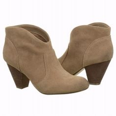 The Carlos by Carlos Santana Brooky casual booties go with everything! #famousfootwear